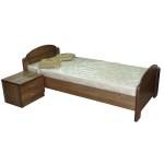 Кровать Олимпия с тумбочкой